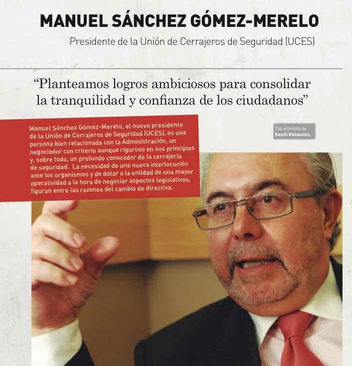 Entrevista a Manuel Sánchez en Iberferr