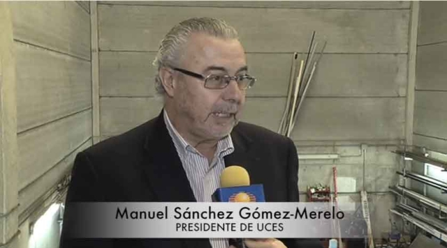 Manuel Sánchez Gómez-Merelo. Presidente de UCES