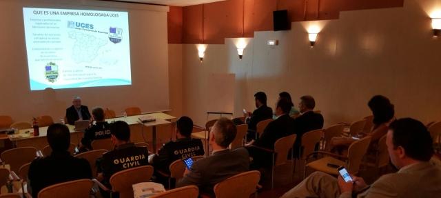 II Jornadas sobre Seguridad Integral en urbanizaciones, fincas urbanas y viviendas - San Agustín del Guadalix, 15 de junio de 2016