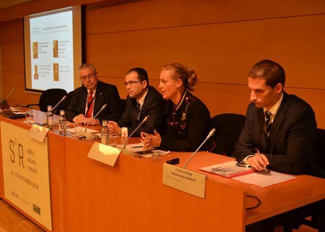 Conferencia dictada por Manuel Sánchez Gómez-Merelo en el Primer Congreso Europeo de Seguridad S2R-2016 (Bilbao, 26-28 octubre)