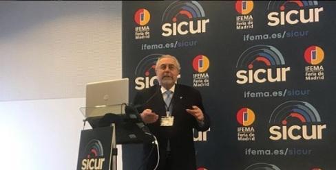 Manuel Sánchez Gómez-Merelo, ponente en la Jornada Seguridad Integral y Resiliencia