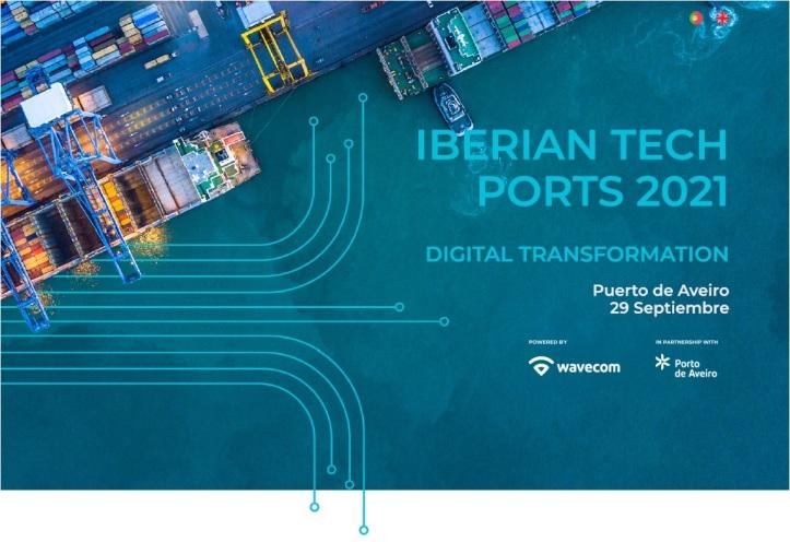 Manuel Sánchez Gómez-Merelo ponente en Iberian Tech Ports 2021